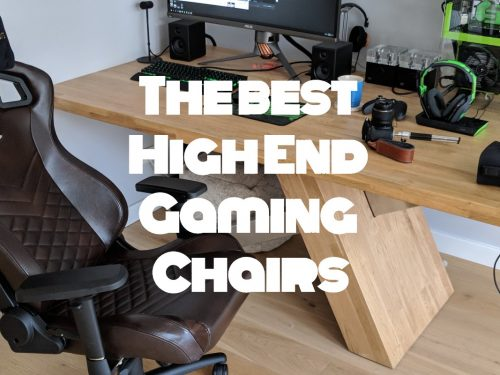 best high end gaming chairs