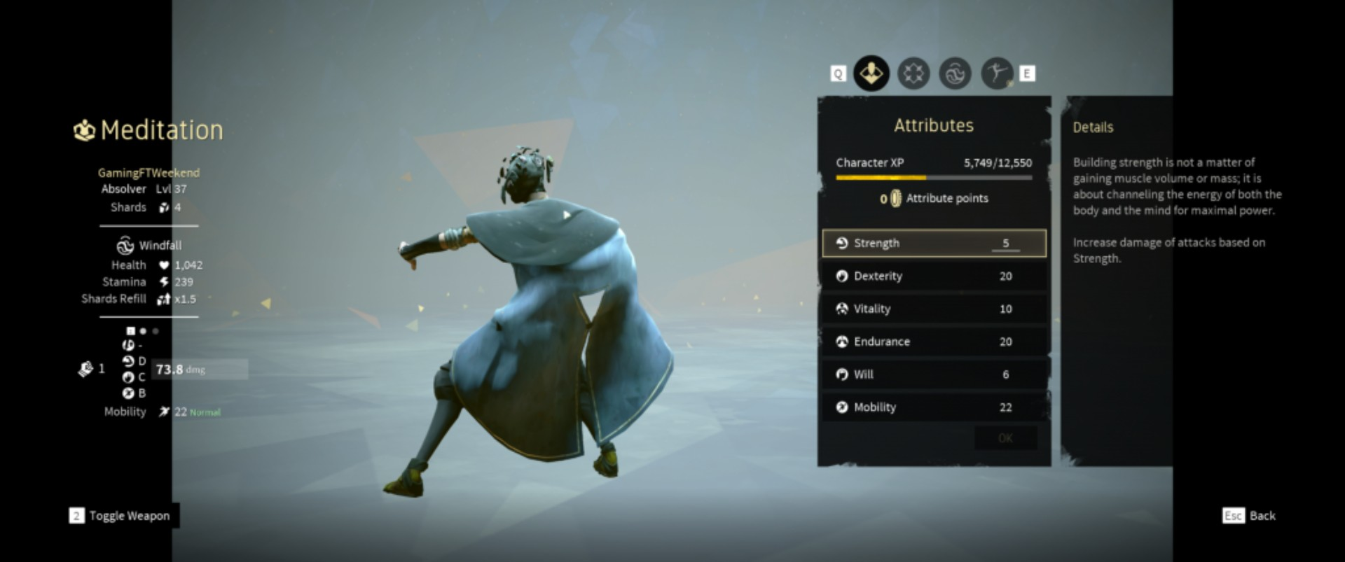 The Best Build In Absolver