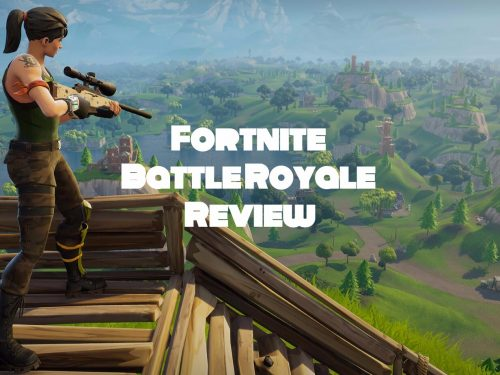 Fortnite Battle Royale Review