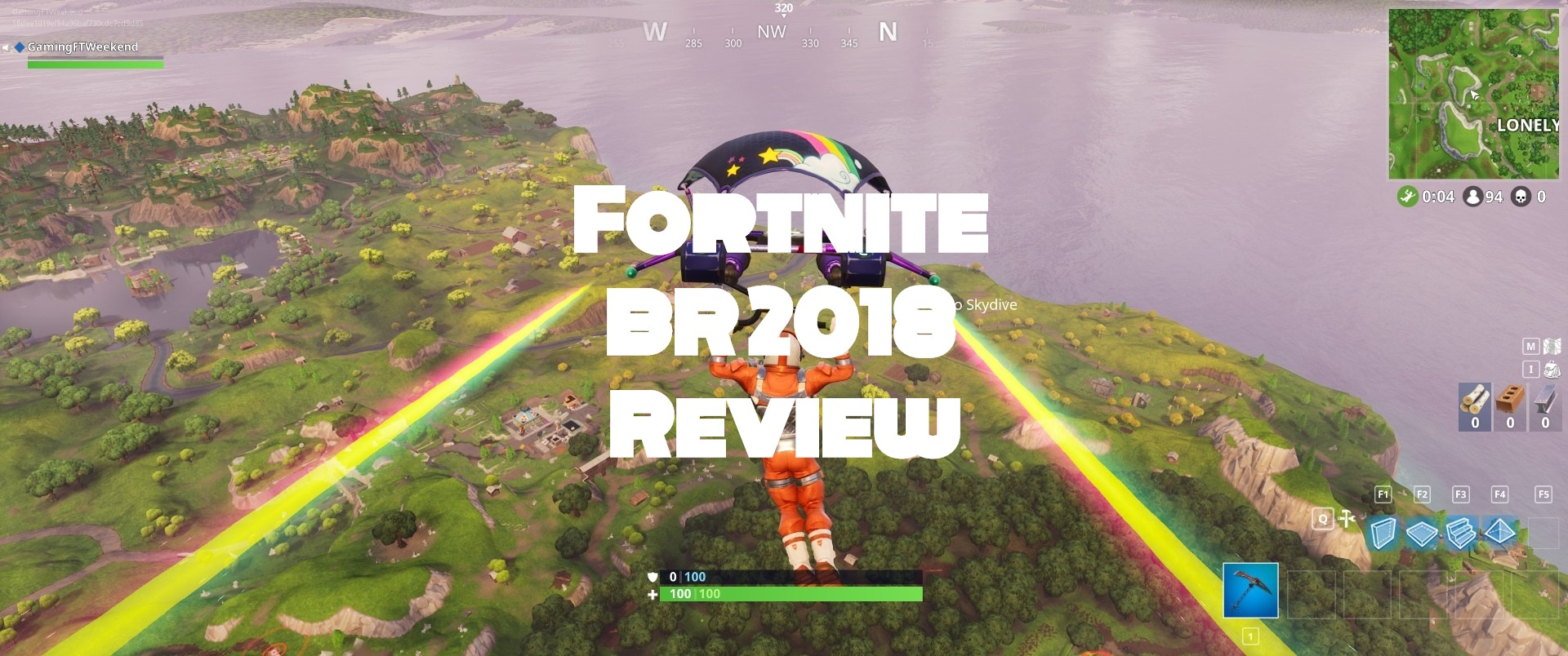 review battle royale Fortnite includes battle royale, the completely free 100- player pvp mode one giant map a battle bus last one standing wins  betru reviews: https://mru.
