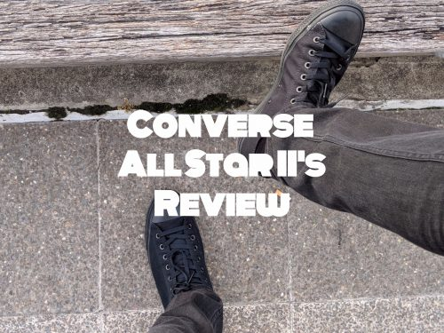 Converse All Star II Review