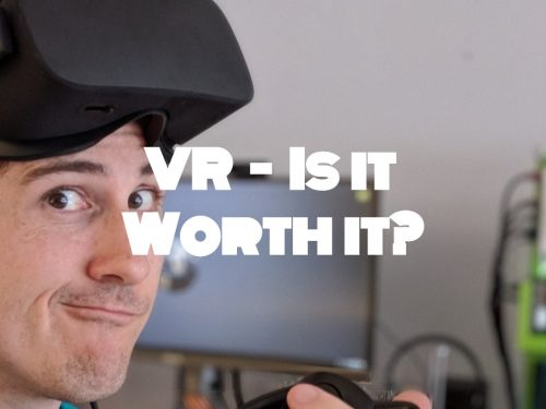 virtual reality, is it worth it?