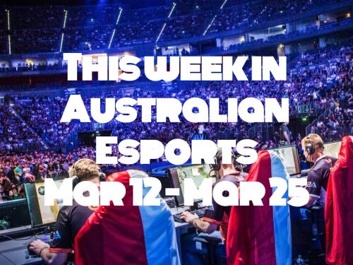 australian esports
