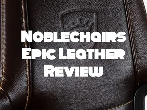 noblechairs epic leather