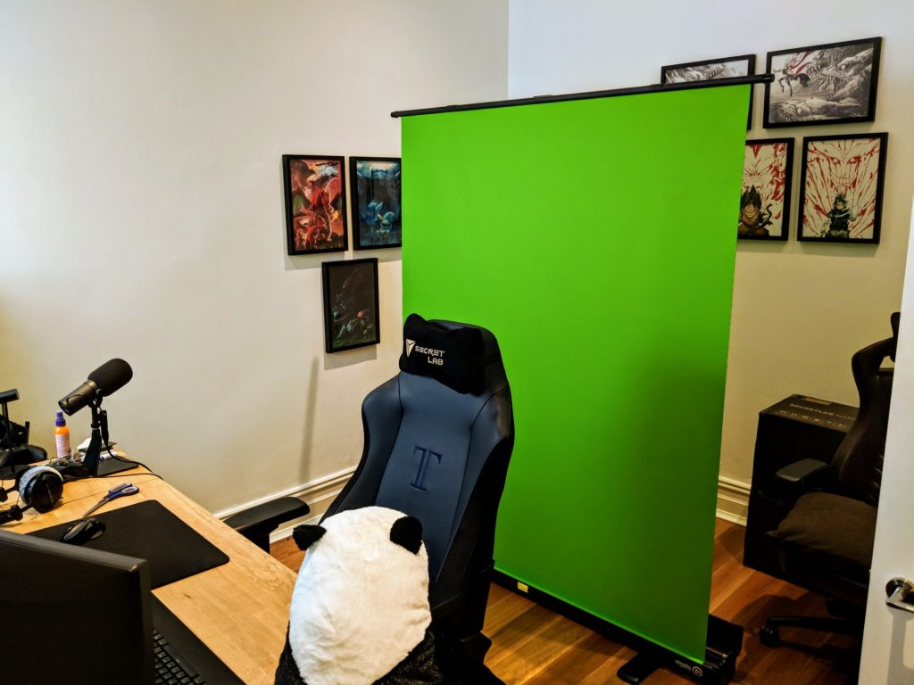 Elgato Green Screen Review - Gaming For The Weekend